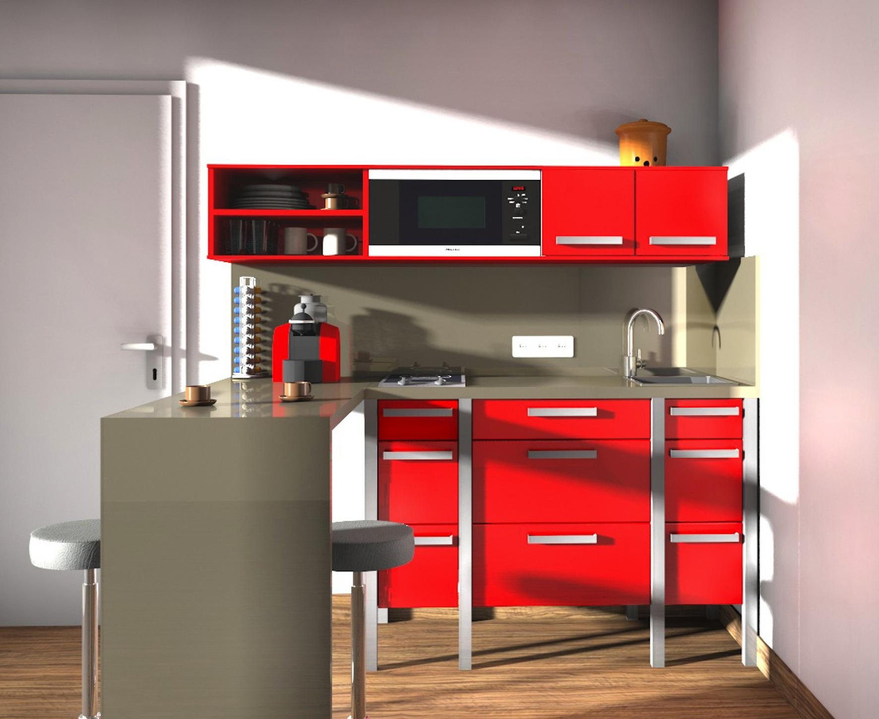 Modulare Küchensysteme für flexible Bedürfnisse » Bauen - Wohnen ... | {Küchensysteme 10}