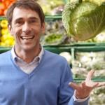 fit mit Gemüse