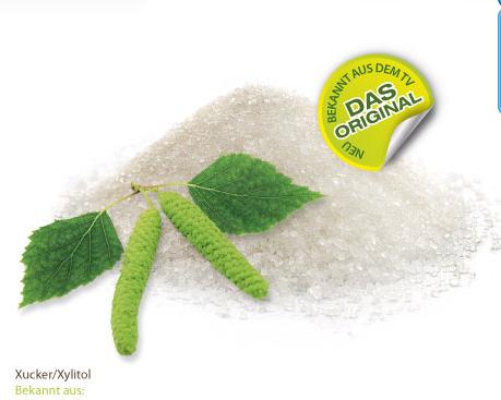 Süsst wie Zucker, sieht aus wie Zucker, schmeckt wie Zucker. Hat aber nur halb so viele Kalorien.