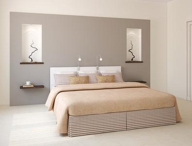 Schlafzimmer : Schlafzimmer Beige Modern Schlafzimmer Beige ... Schlafzimmer Einrichten Beige