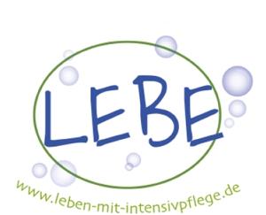 Logo Leben mit Intensivpflege
