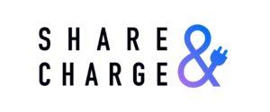 Das Logo von Share and Charge