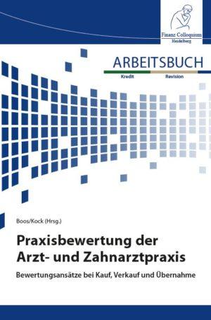 Cover des Buches Praxisbewertung der Arzt- und Zahnarztpraxis
