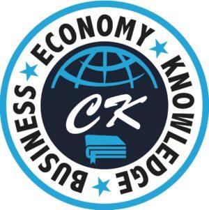 Logo Economy - Knwowlwdge - Business