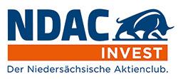 Logo des NDAC