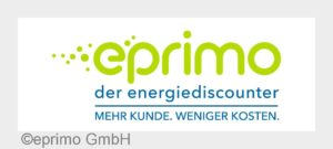 Logo von eprimo
