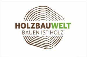 Logo der Holzbauwelt