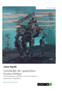 Cover des Buches von Lukas Szpeth