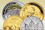 Bei der Suche nach einem passenden Motiv haben Edelmetall-Anleger auf dem Markt der Bullionmünzen die Qual der Wahl