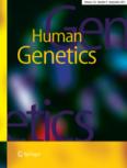 Springer Fachzeitschrift Human Genetics