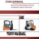 Staplerberater.de: Sieben kostenlose E-Books rund um Gabelstapler veröffentlicht