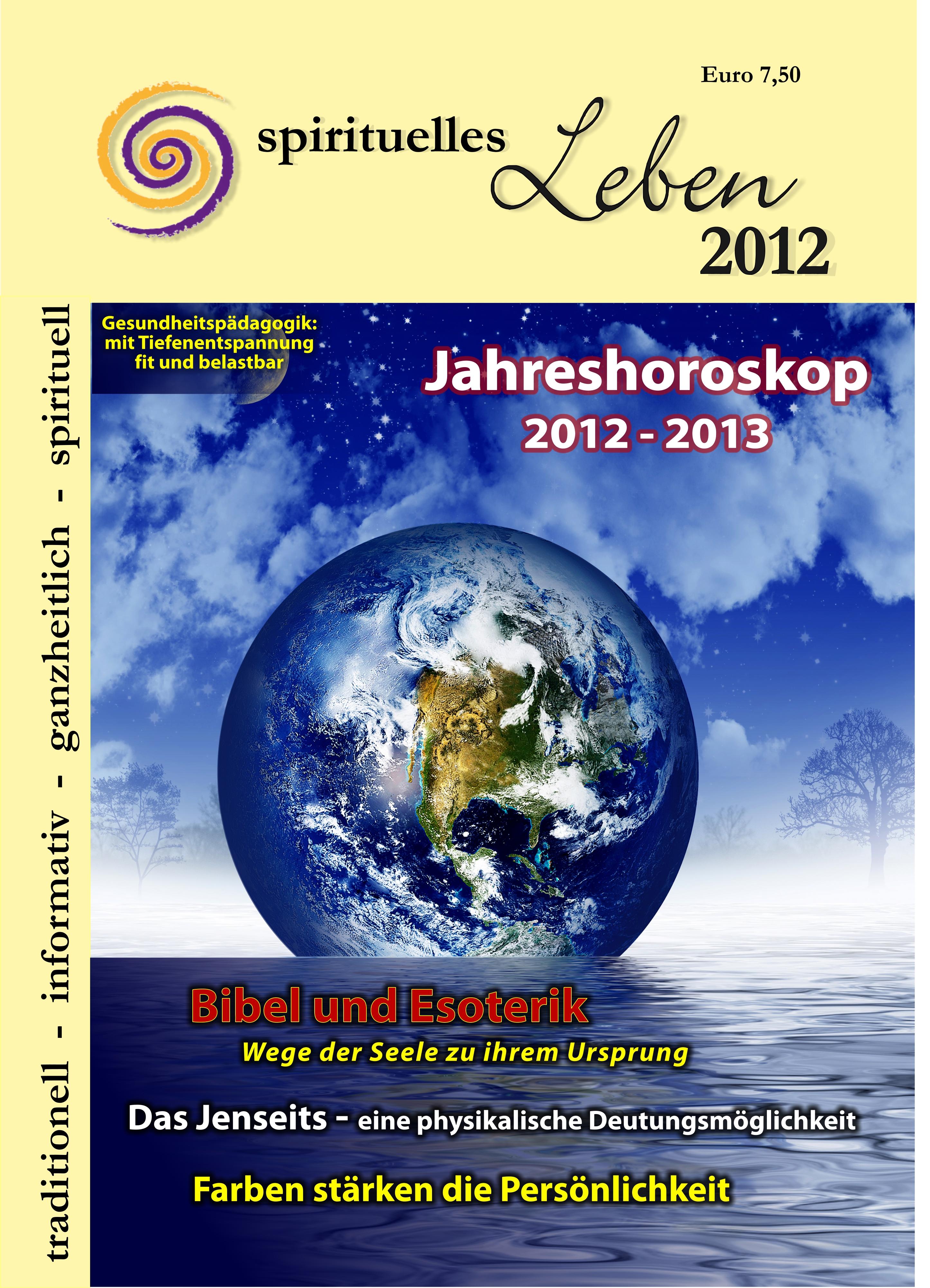 Spirit & Life - das Magazin für modernes Wissen