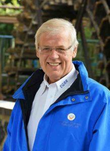 Portraitaufnahme des Vorstandsvorsitzenden Gerfried I. Bohlen