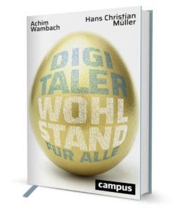 """Buchcover """"Digitaler Wohlstand für Alle"""""""