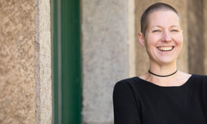 Coach und IT Spezialistin Sabine Zehnder
