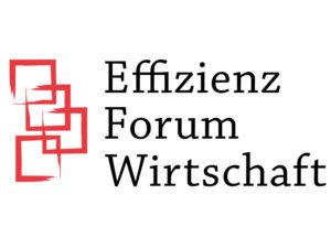 Logo der Effizienz Forum Wirtschaft