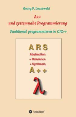 """Cover des Buches """"A++ und systemnahe Programmierung"""""""