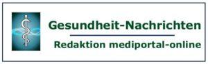 Logo der Gesundheitsnachrichten