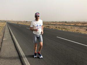 Marathonläufer Thomas Wenning