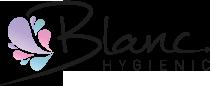 Logo der Firma Blanc Hygienic