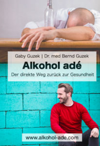 Cover des Buches Alkohol adé