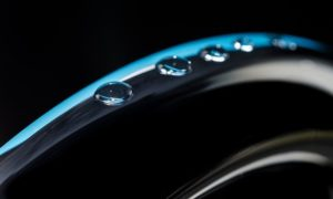 Wassertropfen Makro