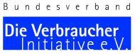Logo der Verbraucher Initiative e.V.