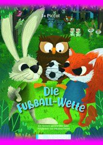 "Cover ""Die Fußball-Wette"""