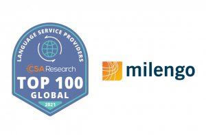 Logo milengo