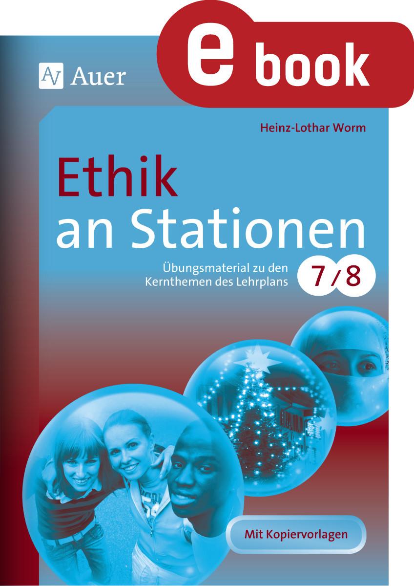 Ethik an Stationen - PDF eBook kaufen   Ebooks Pädagogik ...