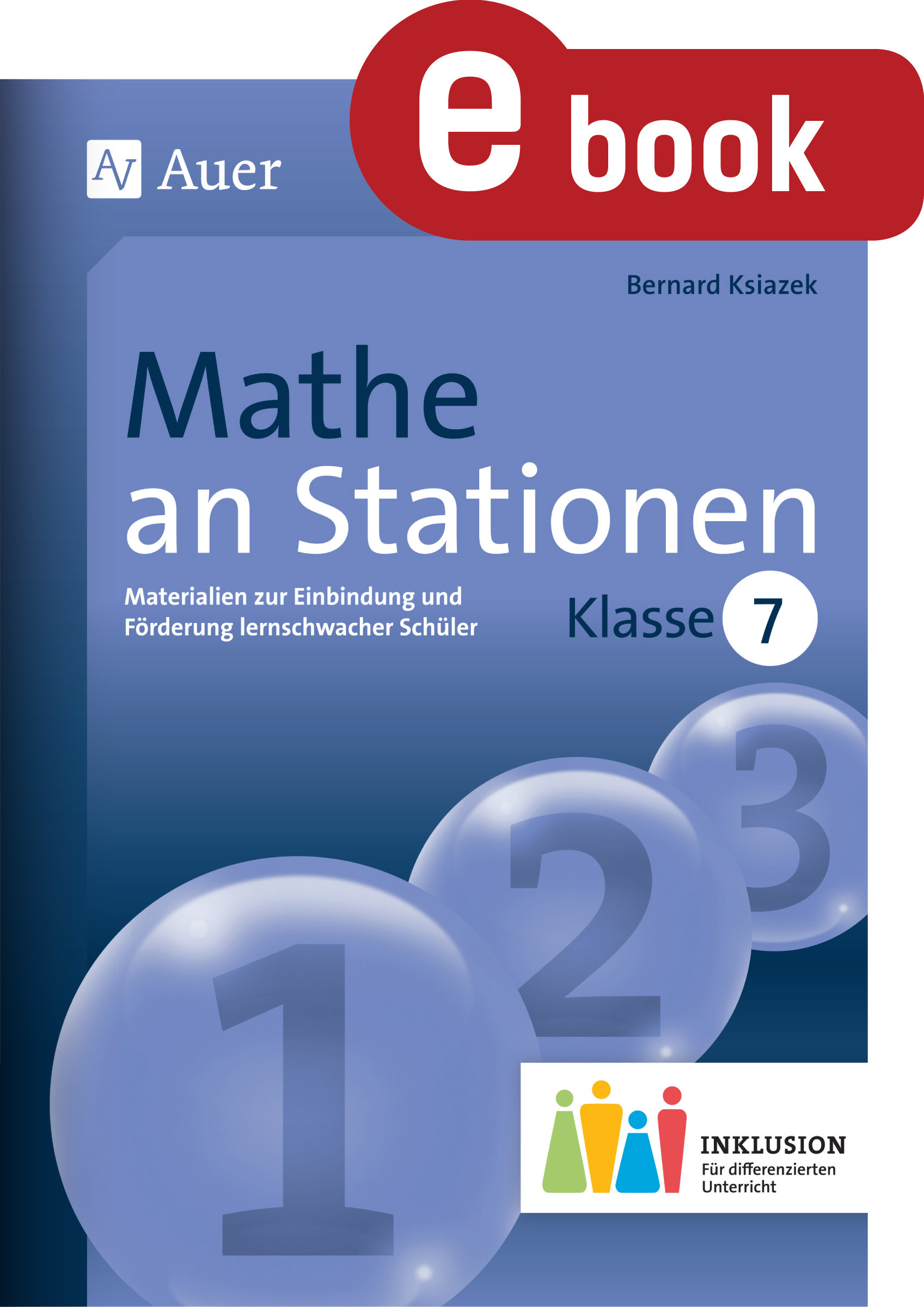 Mathe an Stationen 7 Inklusion - PDF eBook kaufen   Ebooks ...