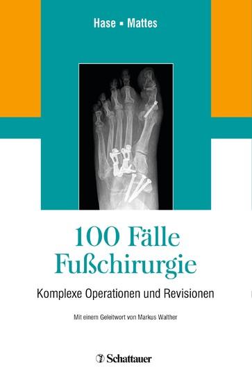100 Fälle Fußchirurgie - Blick ins Buch