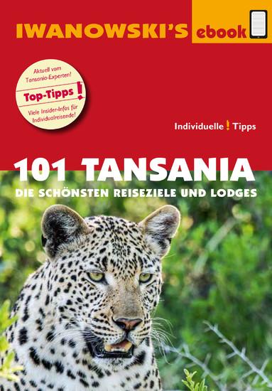101 Tansania - Reiseführer von Iwanowski - Blick ins Buch