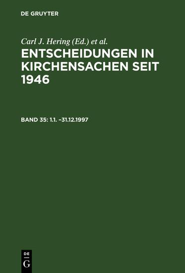 1.1. -31.12.1997 - Blick ins Buch