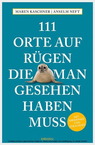 111 Orte auf Rügen, die man gesehen haben muss - Blick ins Buch
