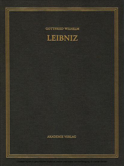 1699-1701 - Blick ins Buch