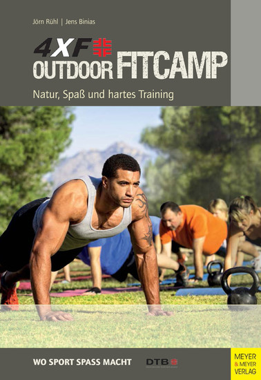 4XF Outdoor FitCamp - Blick ins Buch