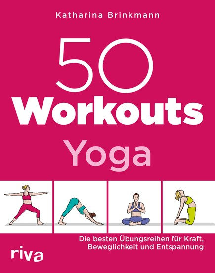 50 Workouts - Yoga - Blick ins Buch