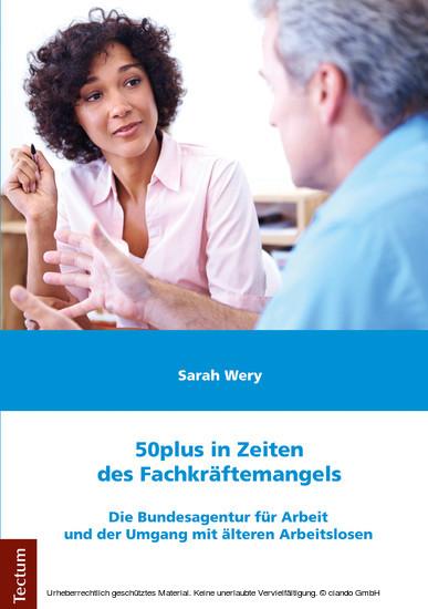 50plus in Zeiten des Fachkräftemangels - Blick ins Buch