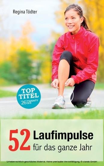 52 Laufimpulse - Blick ins Buch