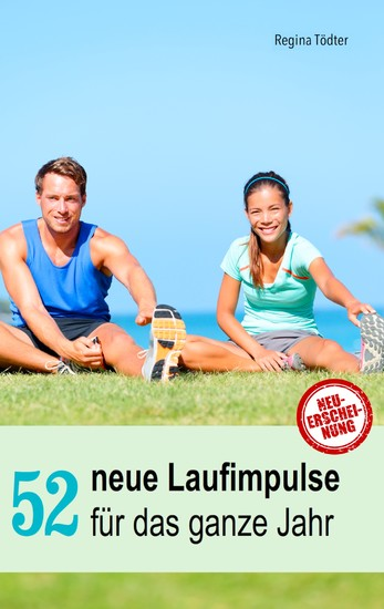 52 neue Laufimpulse - Blick ins Buch