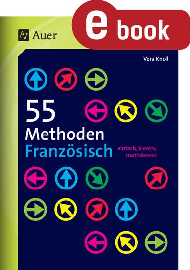 55 Methoden Französisch - Blick ins Buch