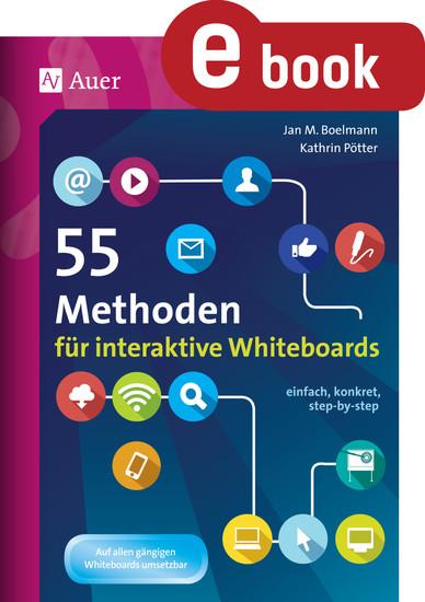 55 Methoden für interaktive Whiteboards - Blick ins Buch