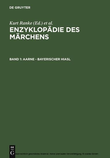 Aarne - Bayerischer Hiasl - Blick ins Buch