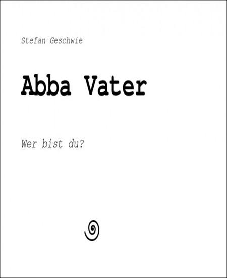 Abba Vater - Blick ins Buch