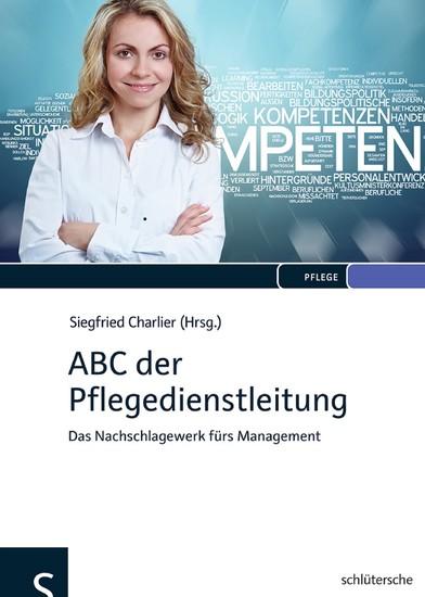 ABC der Pflegedienstleitung - Blick ins Buch