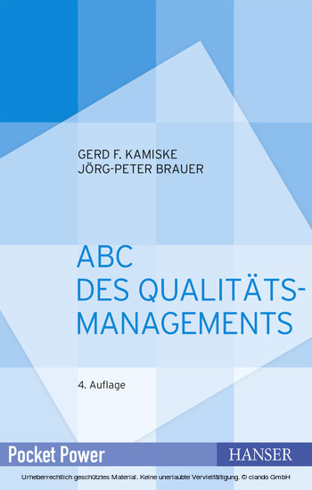 ABC des Qualitätsmanagements - Blick ins Buch