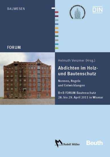 Abdichten im Holz- und Bautenschutz - Blick ins Buch