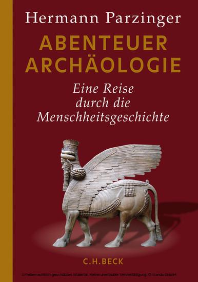 Abenteuer Archäologie - Blick ins Buch