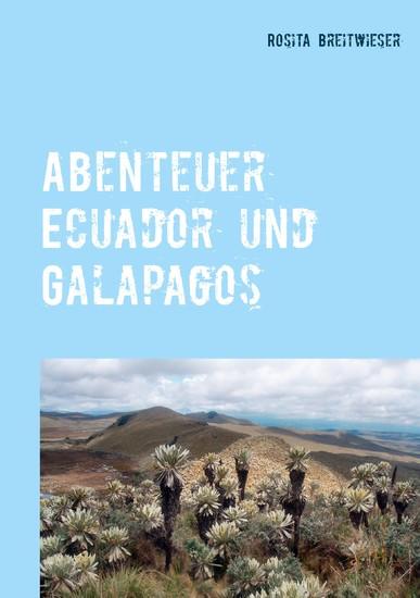 Abenteuer Ecuador und Galapagos - Blick ins Buch
